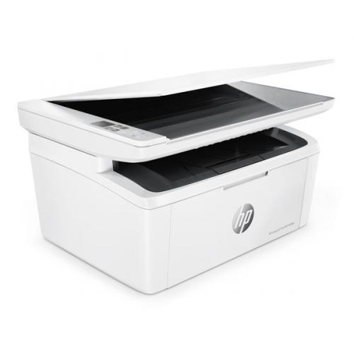 HP LaserJet Pro MFP M28w bílý