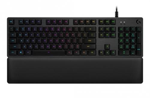 Logitech G513 s dotykovými spínači Carbon, USB, RGB
