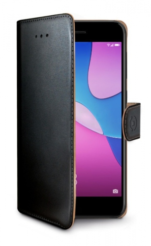 Celly Wally pro Huawei P9 Lite Mini / Y6 Pro černé