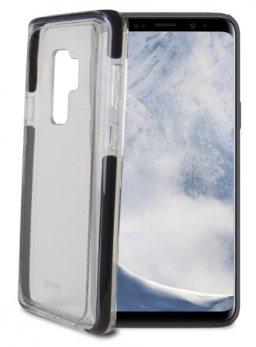 Celly Hexagon pro Samsung Galaxy S9 Plus černý