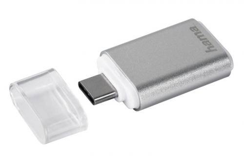 Hama USB 3.1 typ C, OTG , microSD