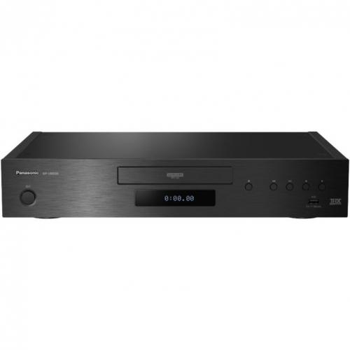 Blu-ray přehrávač Panasonic DP-UB9000EGK černý + DOPRAVA ZDARMA