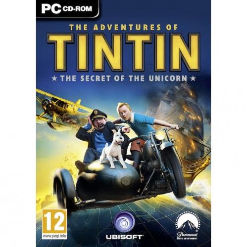 PC Tintinova dobrodružství