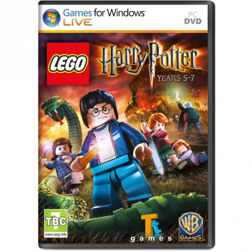 Ostatní Warner Bros PC Harry Potter 5-7