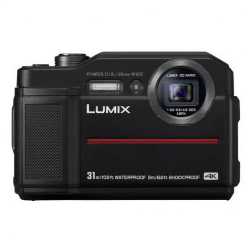 Digitální fotoaparát Panasonic Lumix DC-FT7 černý