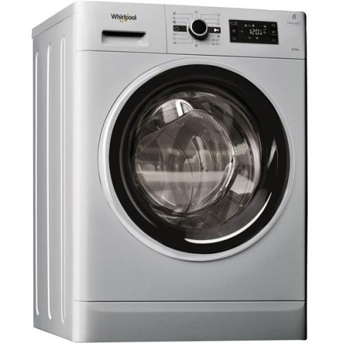Automatická pračka se sušičkou Whirlpool FWDG96148SBS EU stříbrná + DOPRAVA ZDARMA