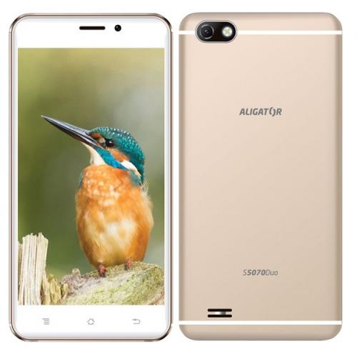 Aligator S5070 Dual SIM + dárek