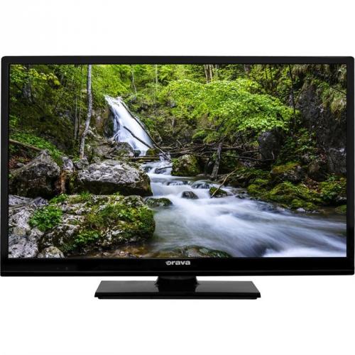 Televize Orava LT-633 černá