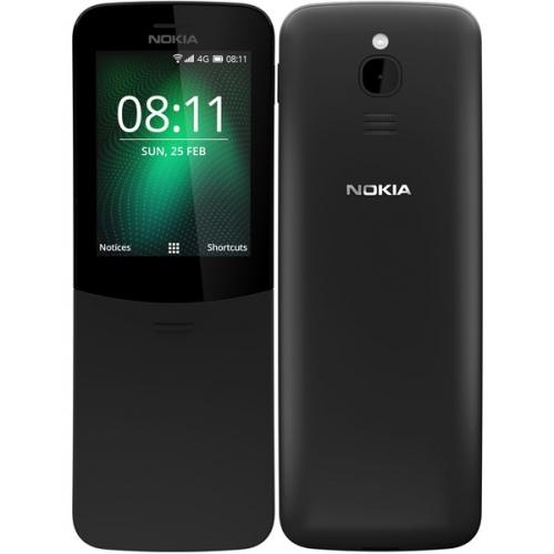 Nokia 8110 4G Single SIM černý