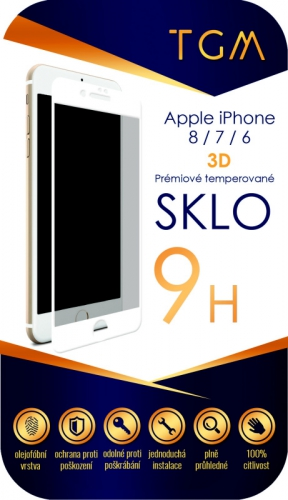 TGM 3D na Apple iPhone 6/7/8
