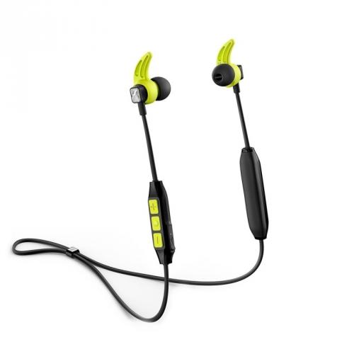 Sennheiser CX SPORT In-Ear Wireless černá/žlutá