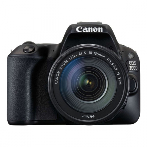 Canon 200D + 18-135 IS STM