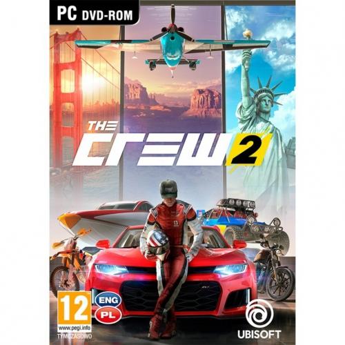 Ubisoft PC The Crew 2