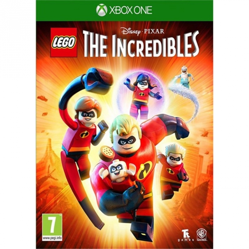 Ostatní Xbox One LEGO The Incredibles