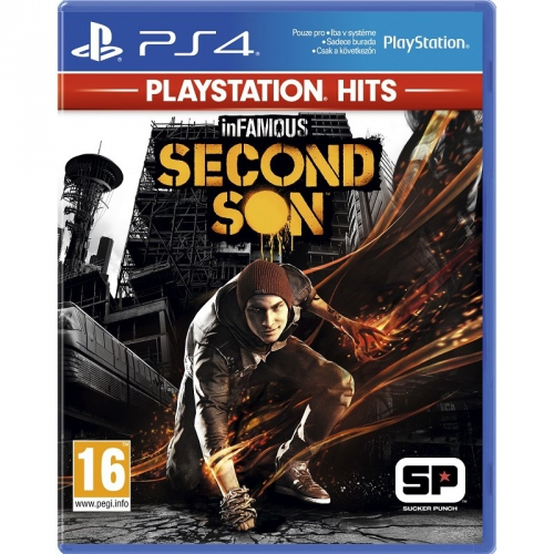 Sony inFamous Second Son