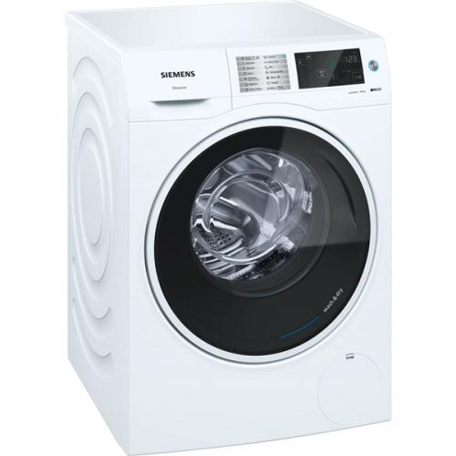 Pračka se sušičkou Siemens WD14U540EU bílá