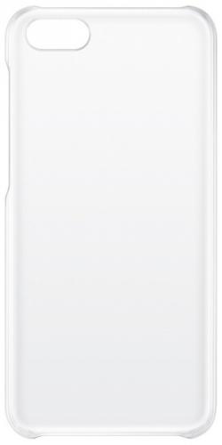 Kryt na mobil Huawei Y5 (2018) průhledný
