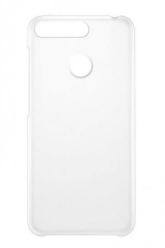 Kryt na mobil Huawei Y6 Prime (2018) průhledný
