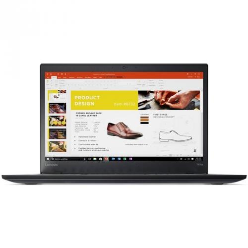 Lenovo ThinkPad L470 černý + dárek