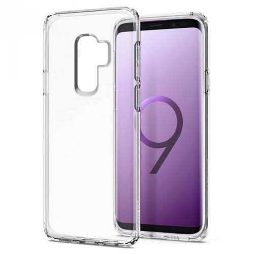 Spigen Liquid Crystal pro Samsung Galaxy S9 PLUS průhledný