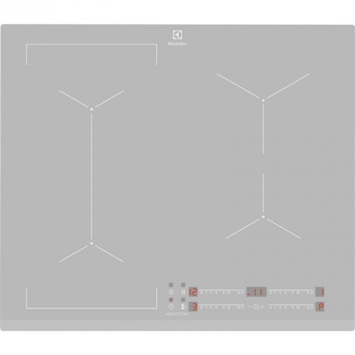 Indukční varná deska Electrolux Inspiration EIV63440BS stříbrná + DOPRAVA ZDARMA