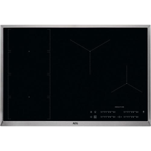 Indukční varná deska AEG Mastery IKE84471XB černá + DOPRAVA ZDARMA