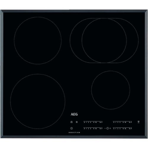 Indukční varná deska AEG Mastery IKB64413FB černá