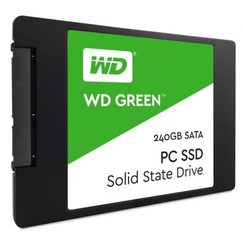 Western Digital 2.5'', 240GB, SATA/600, 7mm, 3D NAND