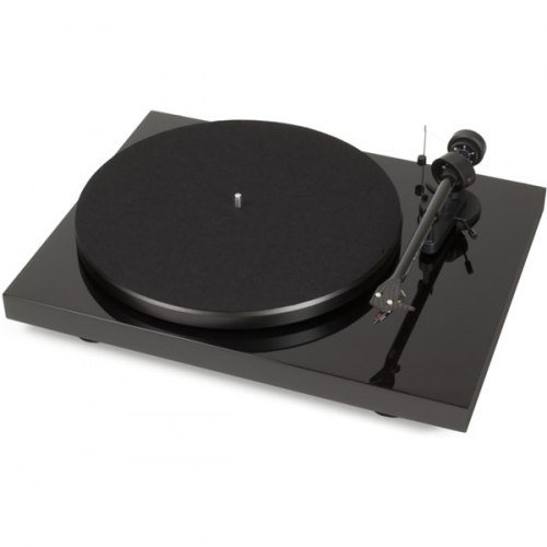 Pro-Ject Debut Carbon Phono USB DC Piano + OM10