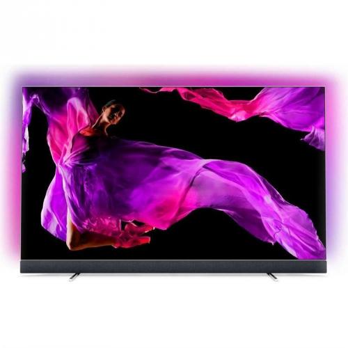 Televize Philips 65OLED903 stříbrná + DOPRAVA ZDARMA