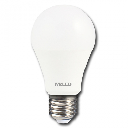 Žárovka LED McLED E27, 9,4 W, neutrální bílá 4000K