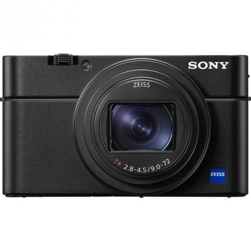 Digitální fotoaparát Sony Cyber-shot DSC-RX100 VI černý