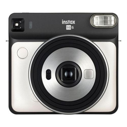 Digitální fotoaparát Fujifilm Instax Square SQ 6 černý/bílý