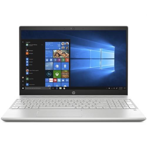 Notebook HP Pavilion 15-cw0009nc stříbrný + dárek