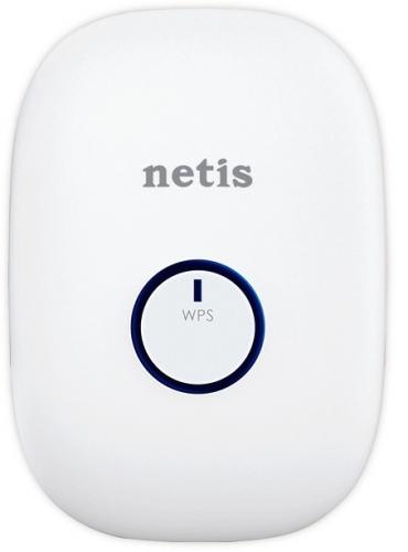 WiFi extender Netis E1+ (bilý) bílý