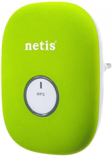 WiFi extender Netis E1+ (zelený) zelený