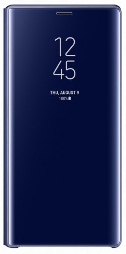Samsung Clear View Standing pro Galaxy Note 9 (EF-ZN960) modré
