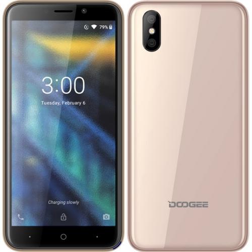 Doogee X50L Dual SIM zlatý