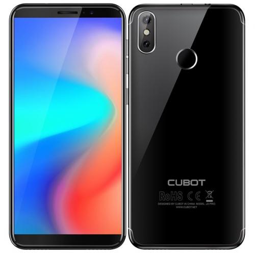 CUBOT J3 Pro Dual SIM černý