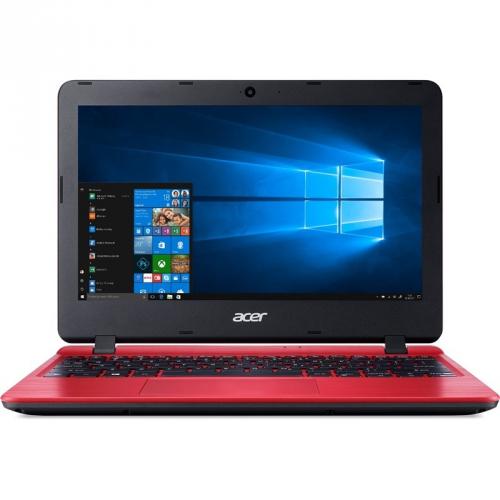 Acer Aspire 1 (A111-31-C82A) červený + dárek