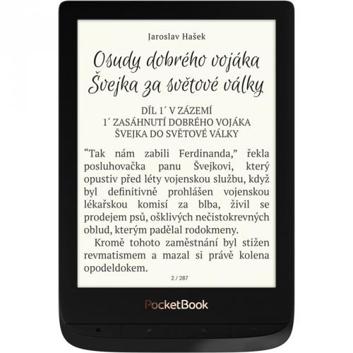 Čtečka e-knih Pocket Book 627 Touch Lux 4 černá