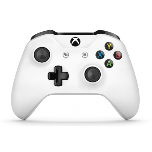 Gamepad Microsoft Xbox One Wireless - bílý