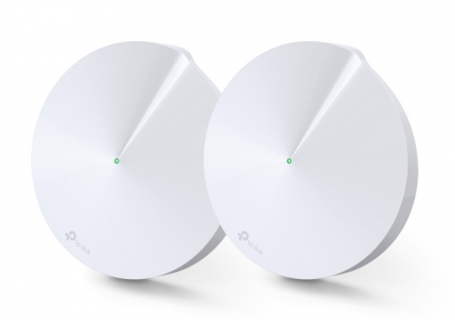 TP-Link Deco P7 AC1300 Hybrid Mesh WiFi system, 2 Pack