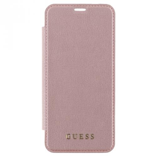 Guess Iridescent Book Case pro Samsung Galaxy S9 Plus