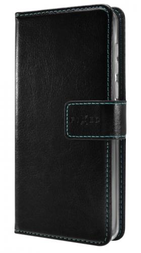 Pouzdro na mobil flipové FIXED Opus pro Xiaomi Redmi S2 černé