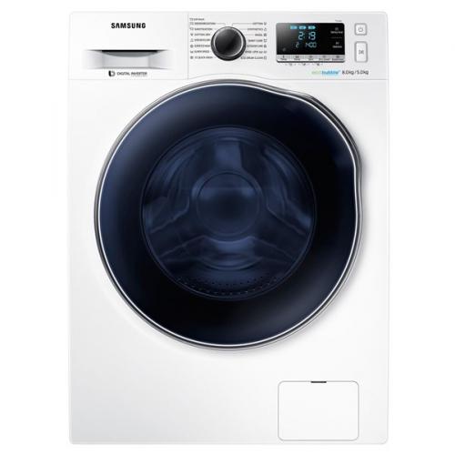 Pračka se sušičkou Samsung WD80J6A10AW/LE bílá