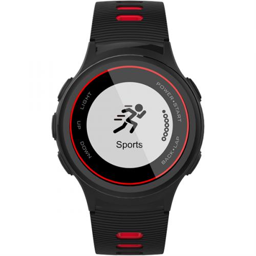 Chytré hodinky iGET ACTIVE A4 černý