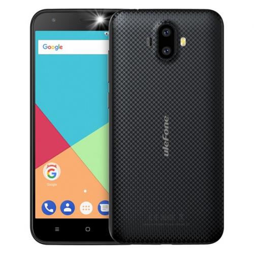 Mobilní telefon UleFone S7 Pro Dual SIM černý