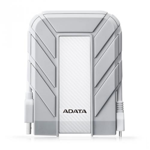 ADATA HD710A Pro 1TB DashDrive pro MAC bílý