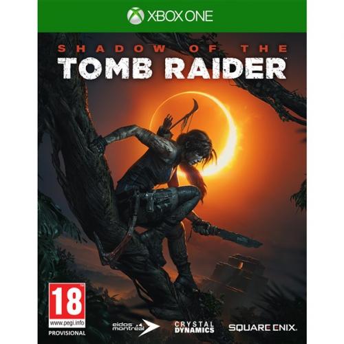 SQUARE ENIX Xbox One Shadow of Tomb Raider